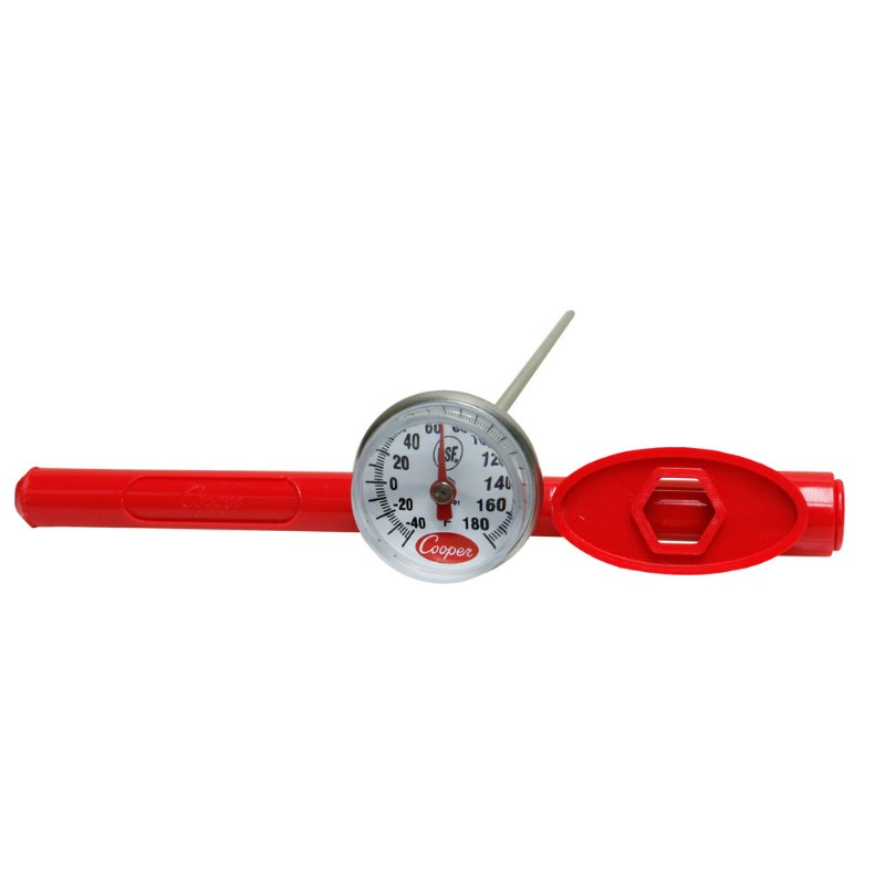 -40/180F Pocket Test Thermometer