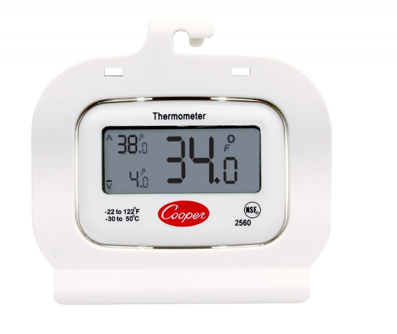 Digital Refrigerator / Freezer Thermometer