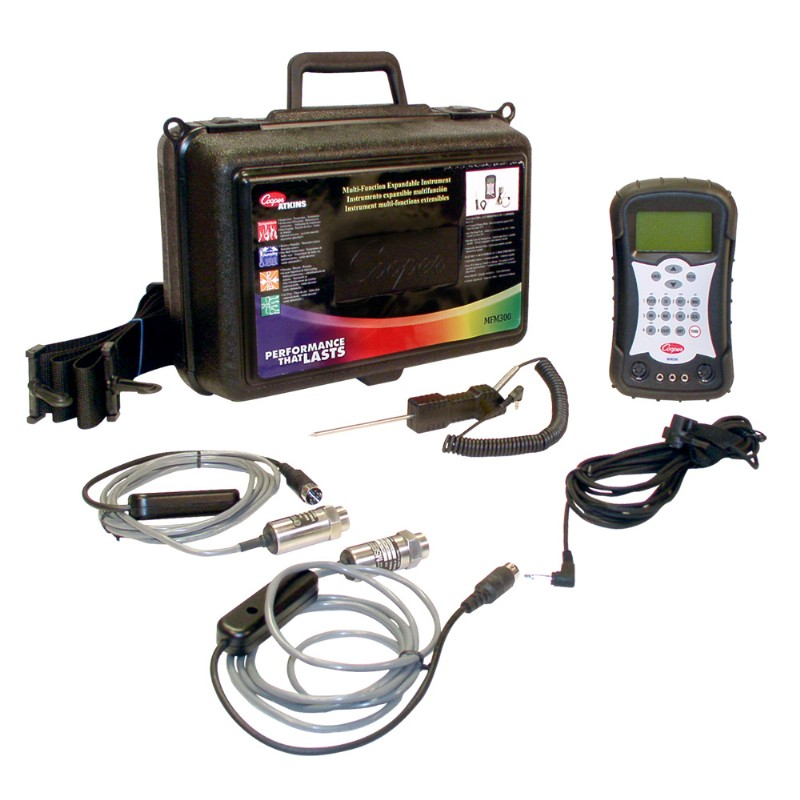 Multi-function Instrument Kit 3 – Real-time Super Heat/Sub-cooling