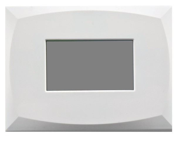 Flush Mount Pressure Differential Monitor