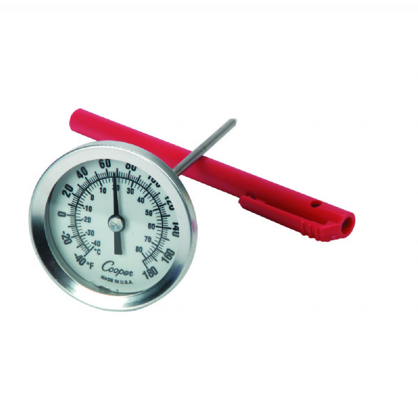 "2"" dial 5"" Stem Test Thermometer"
