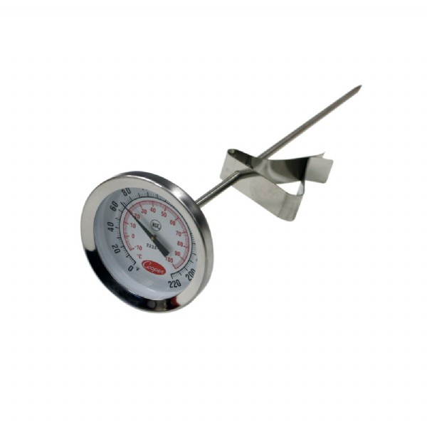 "8"" Stem Test Thermometer"