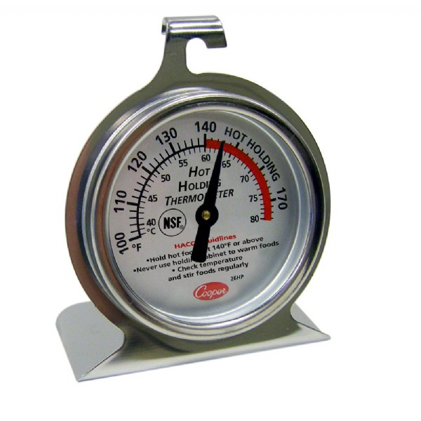 HACCP Dial Hot Holding Thermometer