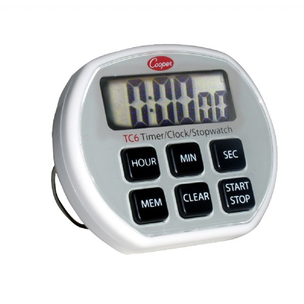 Digital Cooking Thermometer Timers From Cooper Atkins